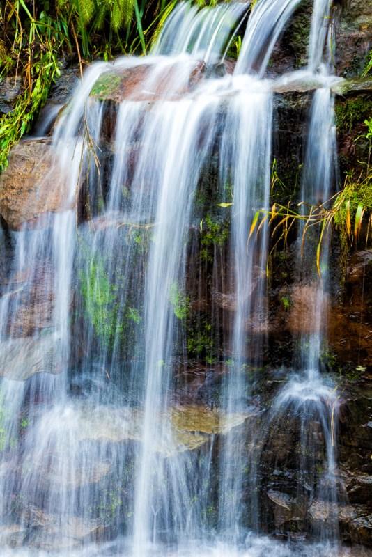 10165. Waterfall on Rose Creek, Arkansas