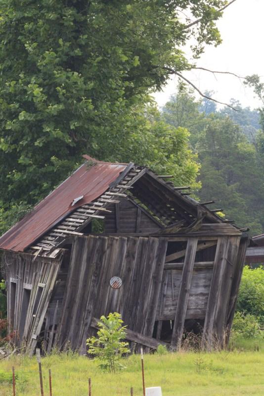 14192_2196. Old Shed, Arkansas