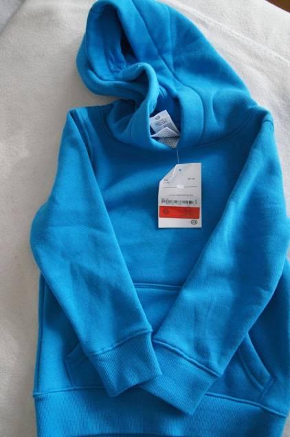 niebieska blutza