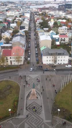 Reykjavik. Leie bobil Reykjavik, Island