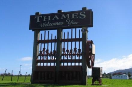 Bobilutleie Thames, New Zealand - leie bobil Thames