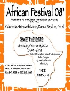 African-Festival 08 Phoenix AZ