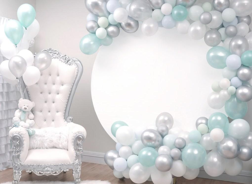 Helium Party Balloons, Balloon Decoration