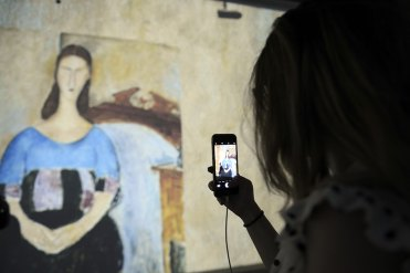 Modigliani-Art-Experience-ph-Paolo-Poce-4