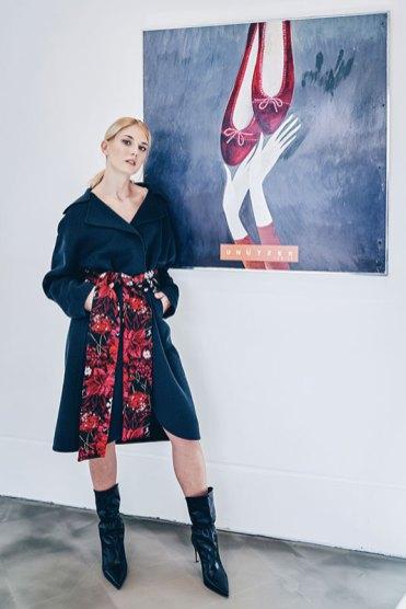 Unützer ph. Roberto Rosa per Venice Fashion Week