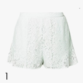 Short lace BDBGeneration seen on zalando.it Coachella street style shoporama.it bobos.it