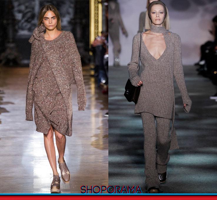 Stella McCartney,Marc Jacobs, shoporama.it,Cara Delevigne,lana,tricot,fashion,style,