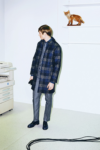 FW15 Men's Lookbook