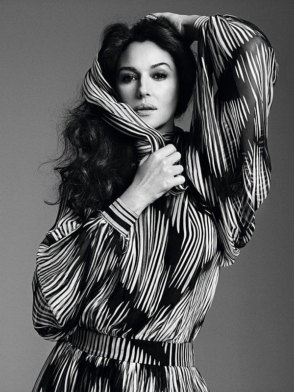 Monica Bellucci by Bryan Adams