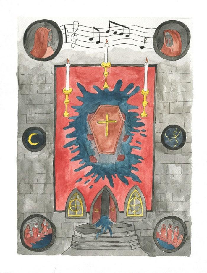 Illustrazione di Turbo Krapfen