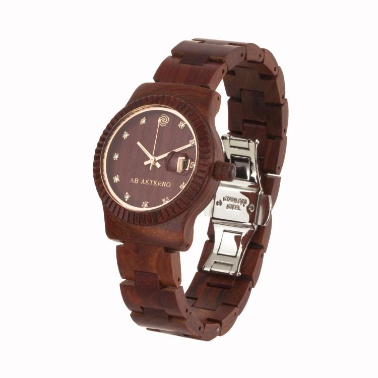 Ab Aeterno_wooden_watches_modello_Aurora_2_Collezione Sky Donna