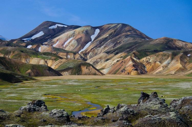 Islanda trekking