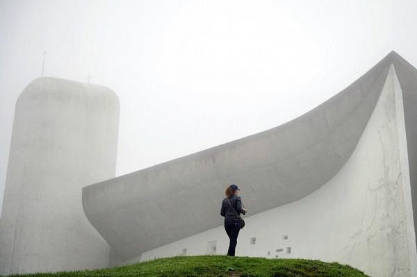 FRANCE-ARCHITECTURE-RELIGION-LE CORBUSIER