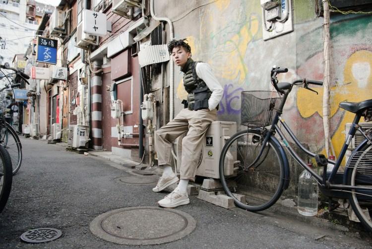 PUMA X FOOTPATROL Tsugi Shinsei 'Sashiko'