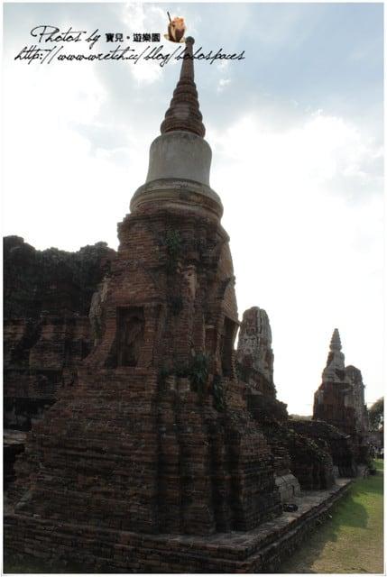 【泰國曼谷|大城景點】 佛教古城Ayutthaya。瑪哈泰寺+帕蒙空博碧寺+帕席桑碧寺(下)