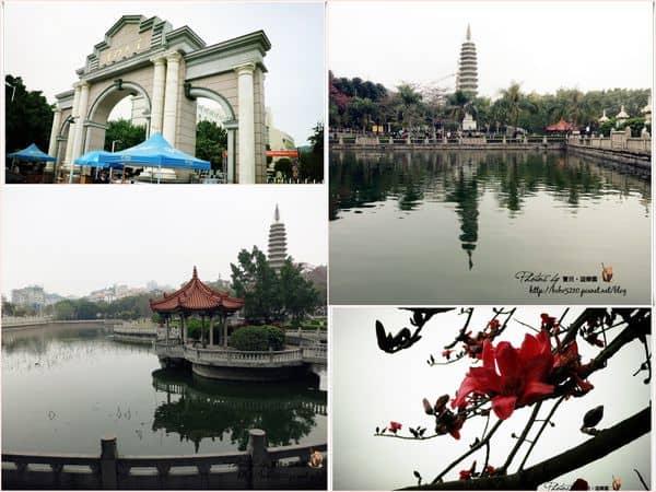 【中國】廈門。去不了廈門大學,就到南普陀寺享受午後時光吧!