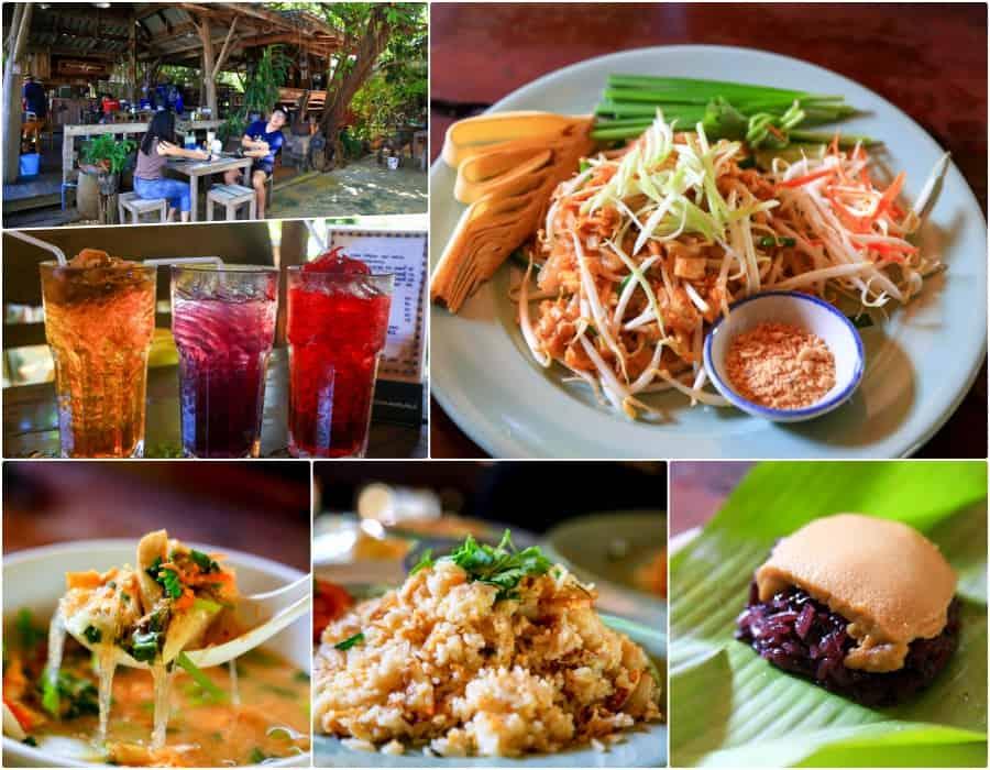 【華欣美食|道地小吃 Krua Peakmai】在地人帶路,便宜又好吃的泰式炒粉(Phat Thai)在這裡!
