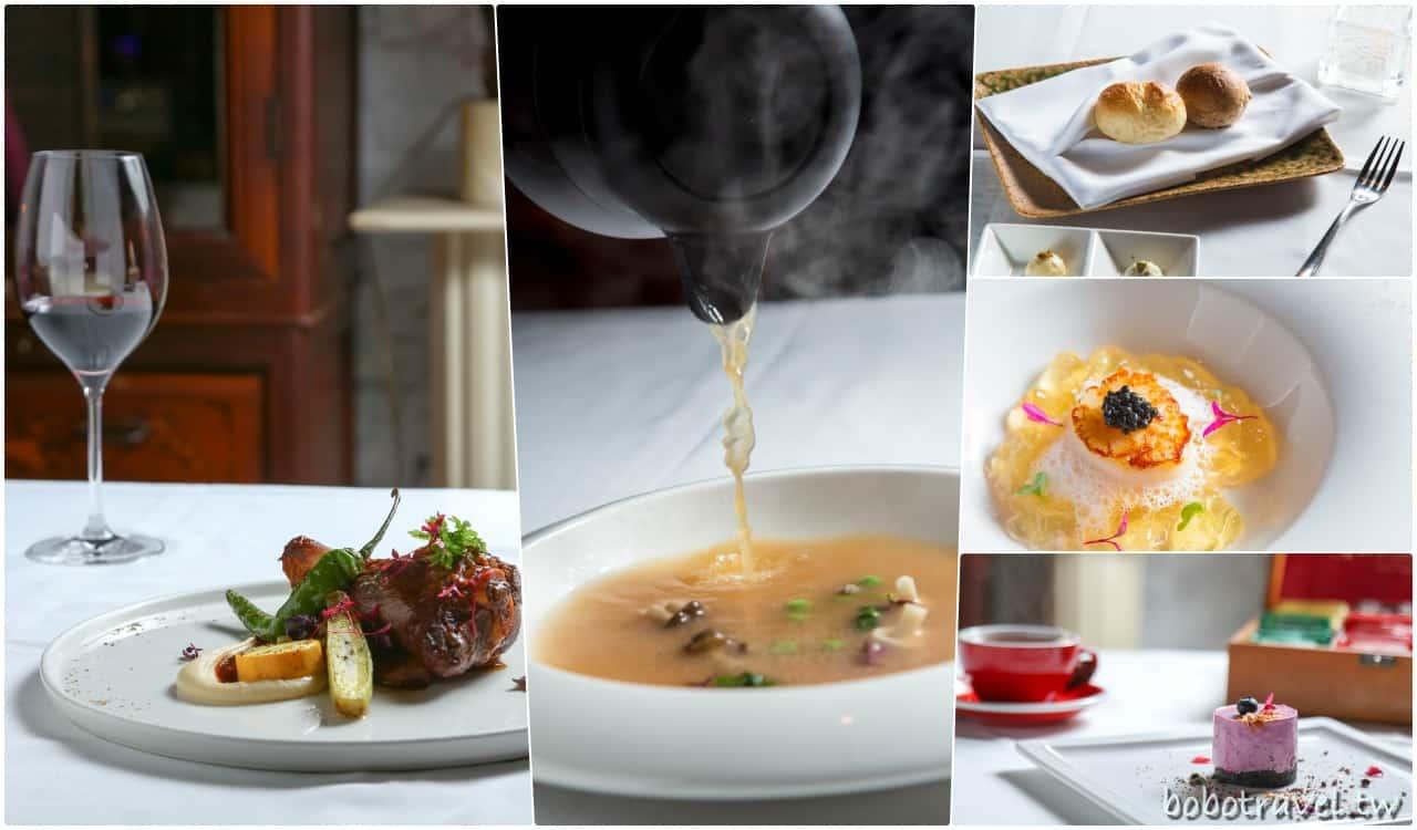 桂香私宅 Flower No'5 RSVP 義法料理餐廳|巷弄美食秘境,預約一份浪漫的美好