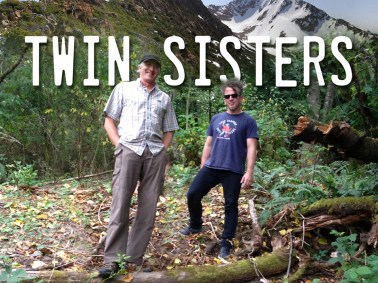 Twin Sisters featuring Bob Paltrow and Chuck Kitterman