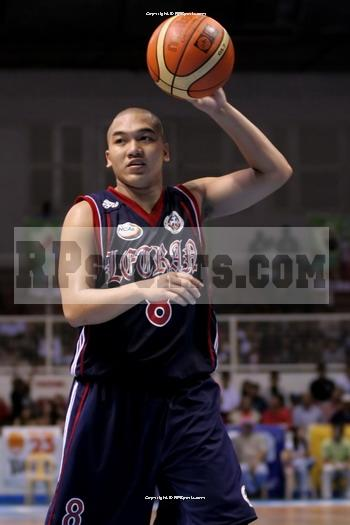 Boyet Bautista scored 30 big points on 14 JUL 2006 against PCU Dolphins
