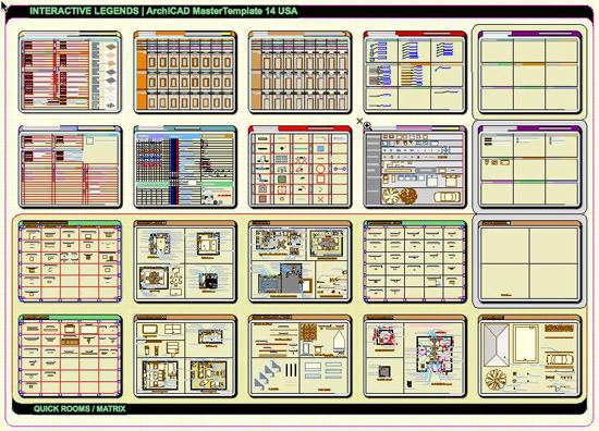 Archicad Templates Free Download