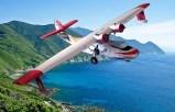 Papercraft imprimible y armable del avión Catalina PBY-6A. Manualidades a Raudales.