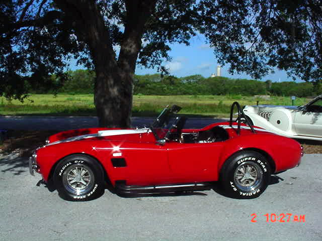 1965 Cobra 427 Sc Replica V8 Ford Rare Automatic 4 Wheel