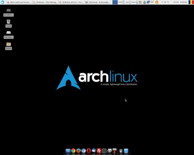 archlinux-desktop-xfce