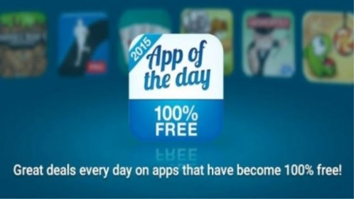 App of the Day-100% Free