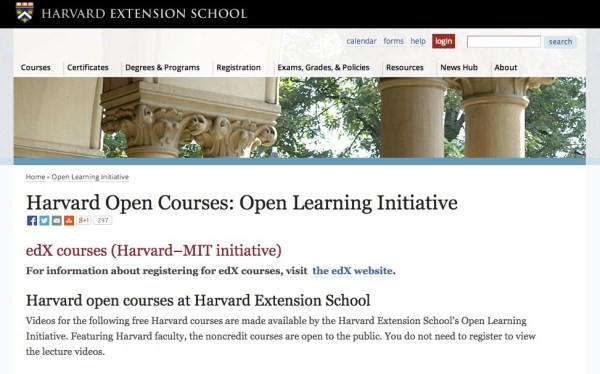 harvard-extension