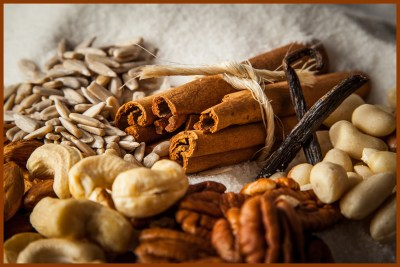 Cinnamon Roasted Nuts