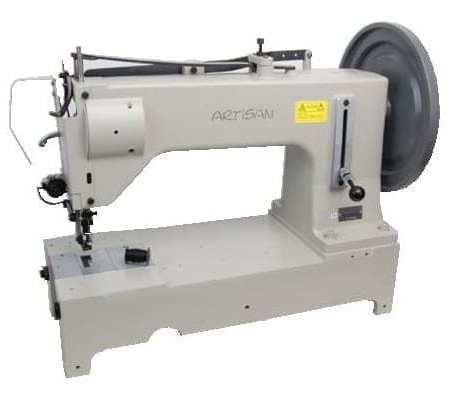 Artisan 7334 Extremely Heavy Duty Lockstitch Walking Foot Sewing Machine