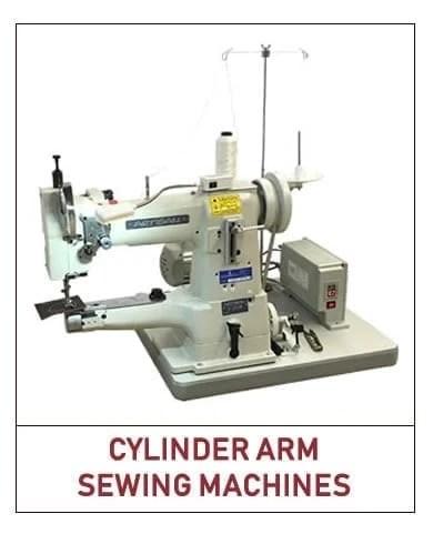 cyinder arm sewing machines