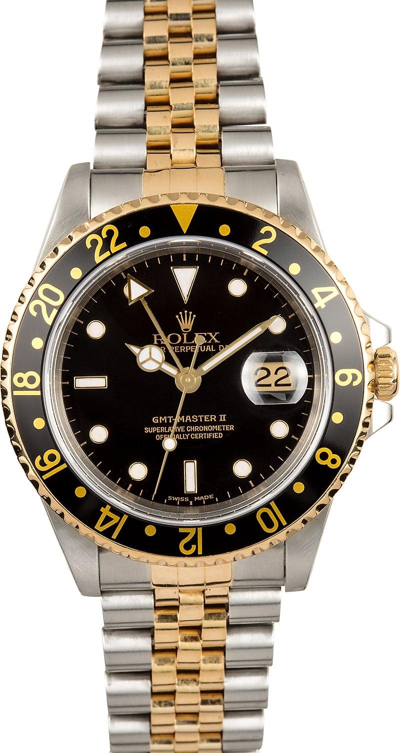 Rolex GMT Master II 16713 Jubilee