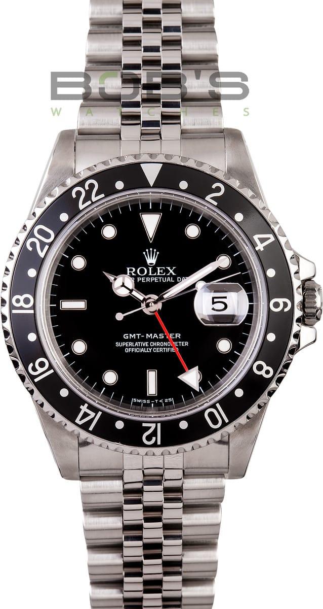 Rolex GMT Master 16700 Get The Best Price At Bobs Watches