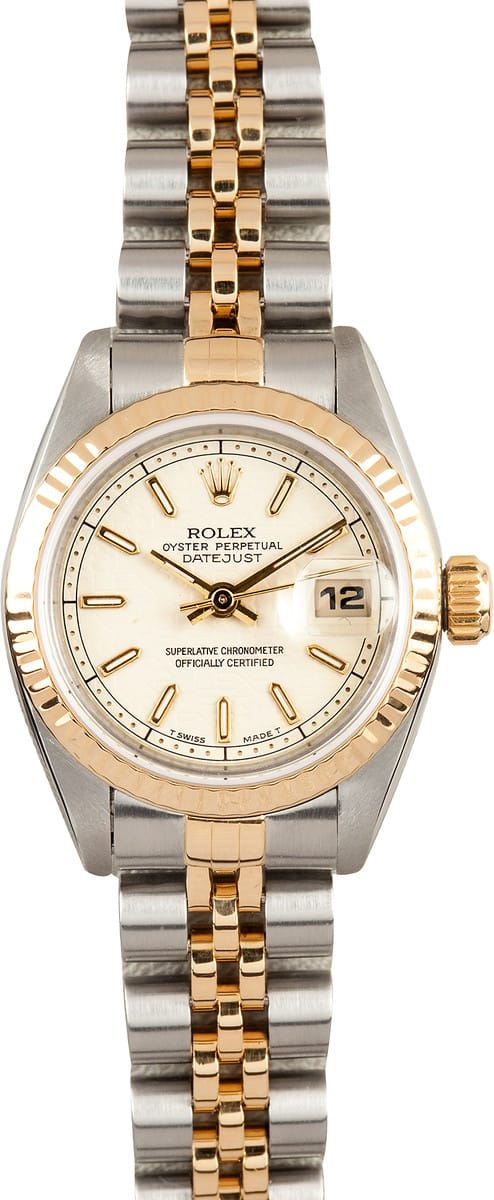 Rolex DateJust 69173 For Women Buy From Bobs Watches