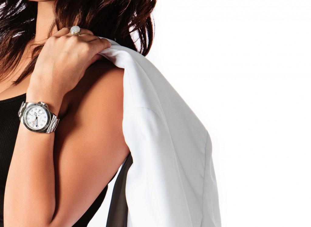 A Dozen Times Women Rocked Mens Rolex Watches Better Than