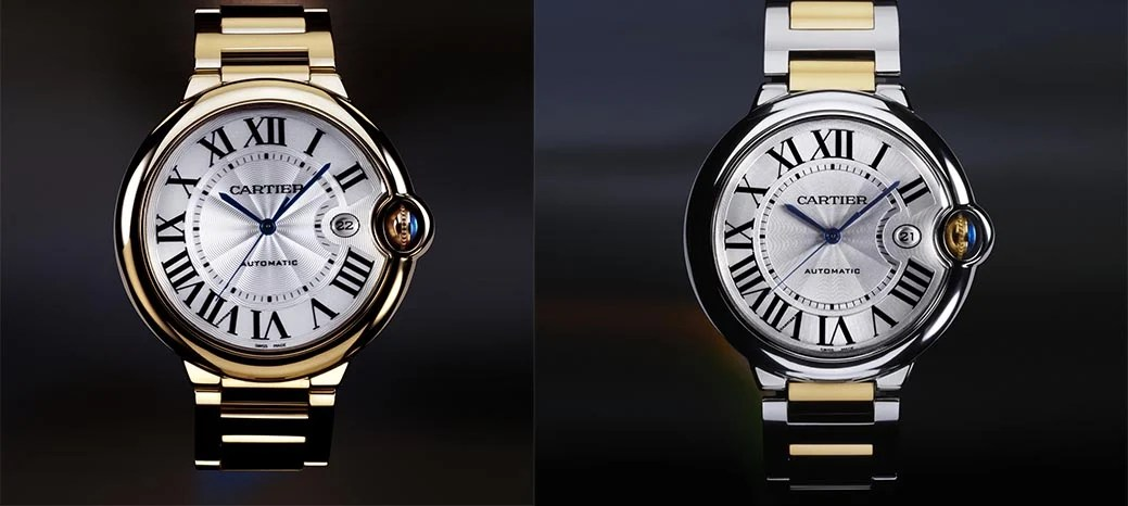 The Ballon Bleu de Cartier and the Design   Bob s Watches