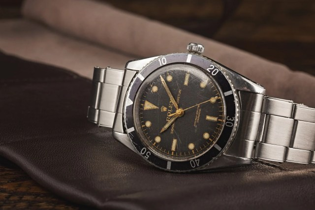 Rolex Submariner No-Date reference 6204