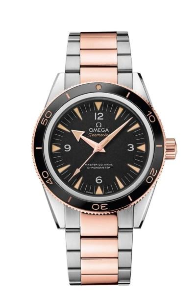 Collin Morikawa PGA Championship Omega Seamaster 300 Watch