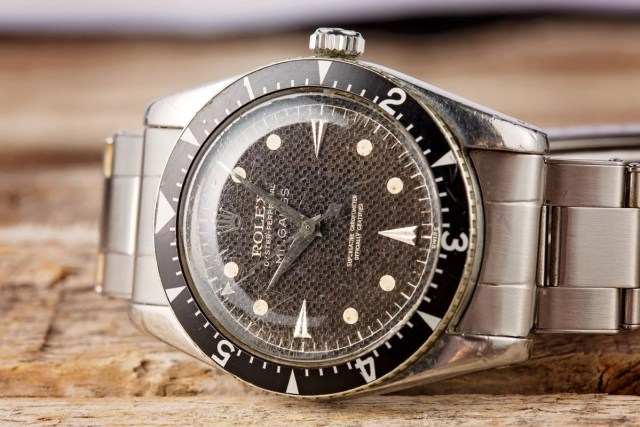 Rolex Milgauss Ultimate Buying Guide 6541 Black Dial