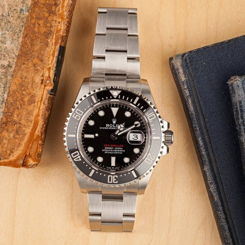 Are Rolex Watches Waterproof Sea-Dweller