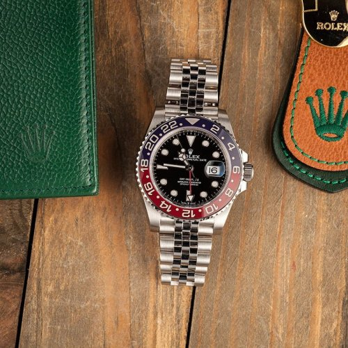 Are Rolex Watches Waterproof GMT-Master II