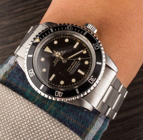 Rolex Submariner No-Date 5512