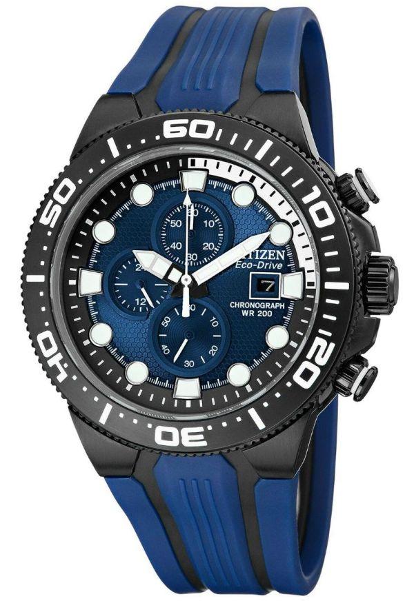 citizen dive scuba fin blue