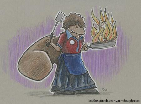 Chef Julia Child