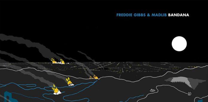 Freddie Gibbs & Madlib Bandana