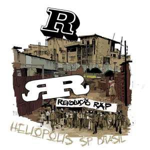 Logo Revolução Rap