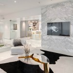 A Sense Of Glam And Sophistication Inside This Luxury Residence