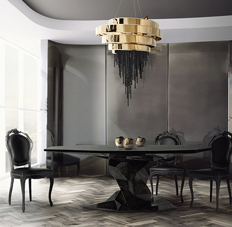 Bonsai Dining Table Exclusive Furniture